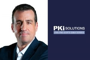 The PKI Guy's Q&A Series PKI Solutions